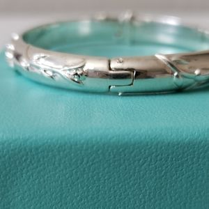 Tiffany & Co. Jewelry - Tiffany & Co Nature Rose SS Bracelet